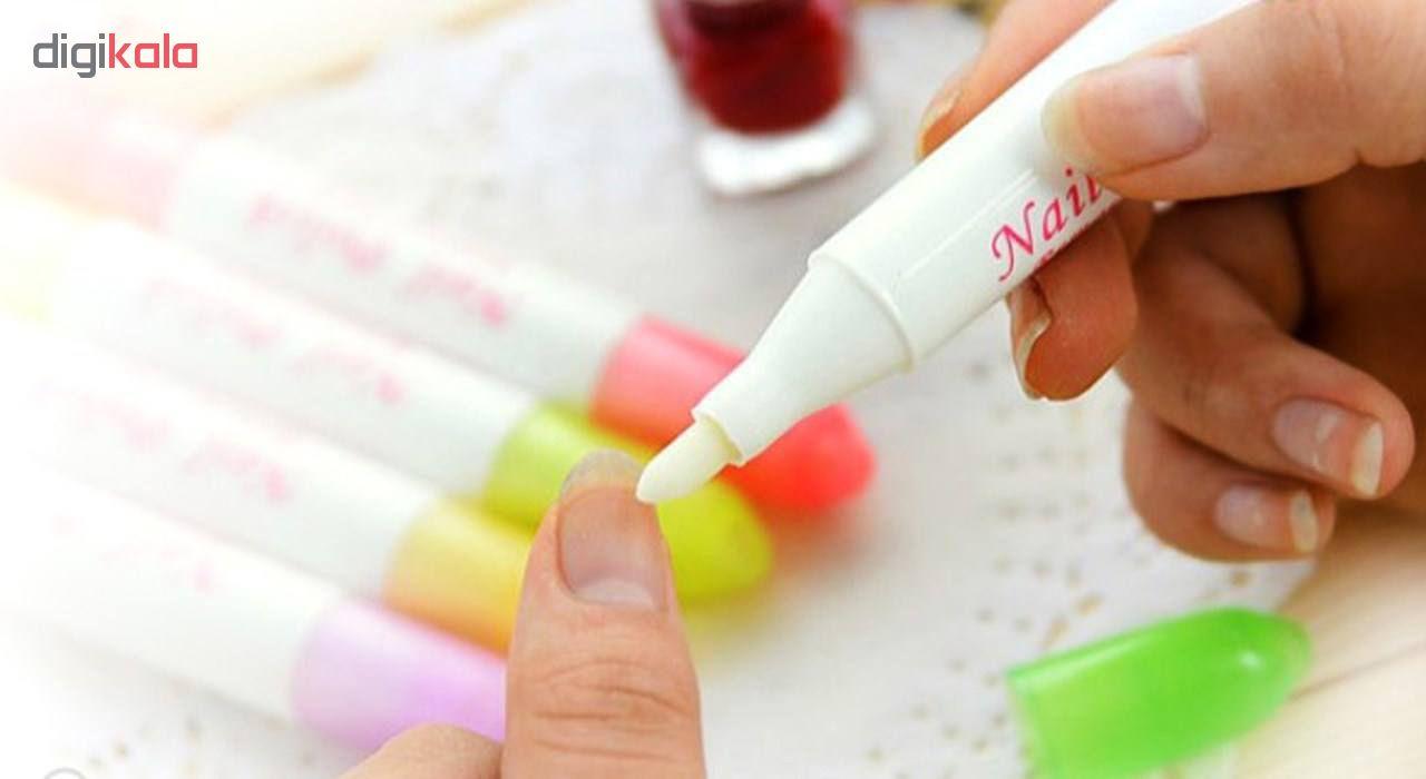 لاک پاک کن مدادی مدل y78 بسته 2 عددی