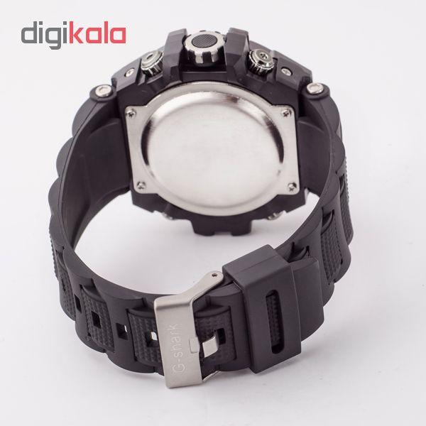 کد تخفیف                                      ساعت مچی دیجیتال مردانه جی شارک کد G-SH 3322 - ME-ME