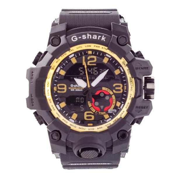 ساعت مچی دیجیتال مردانه جی شارک کد G-SH 3344 - ME-ME
