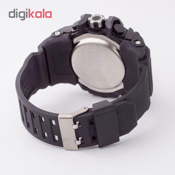 کد تخفیف                                      ساعت مچی دیجیتال مردانه جی شارک کد G-SH 3344 - ME-ME