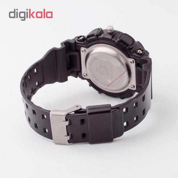 کد تخفیف                                      ساعت مچی دیجیتال مردانه جی شارک کد G-SH 3311 - ME-TA