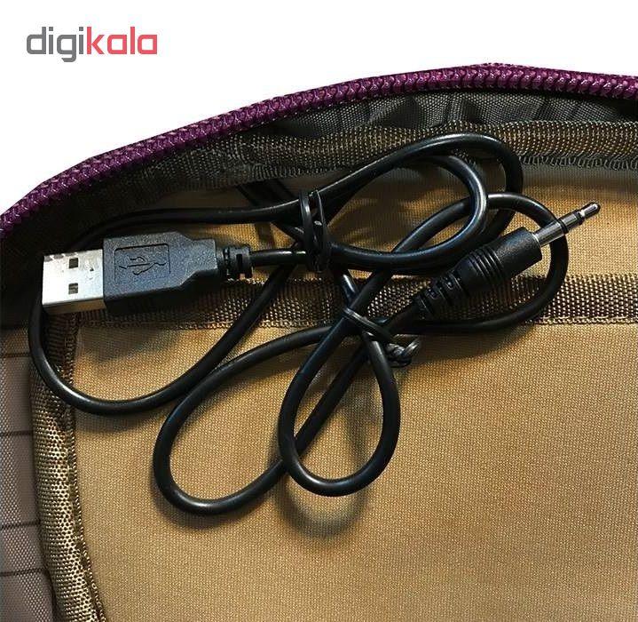 کوله پشتی لپ تاپ مدل b149 مناسب برای لپ تاپ 16.4 اینچی