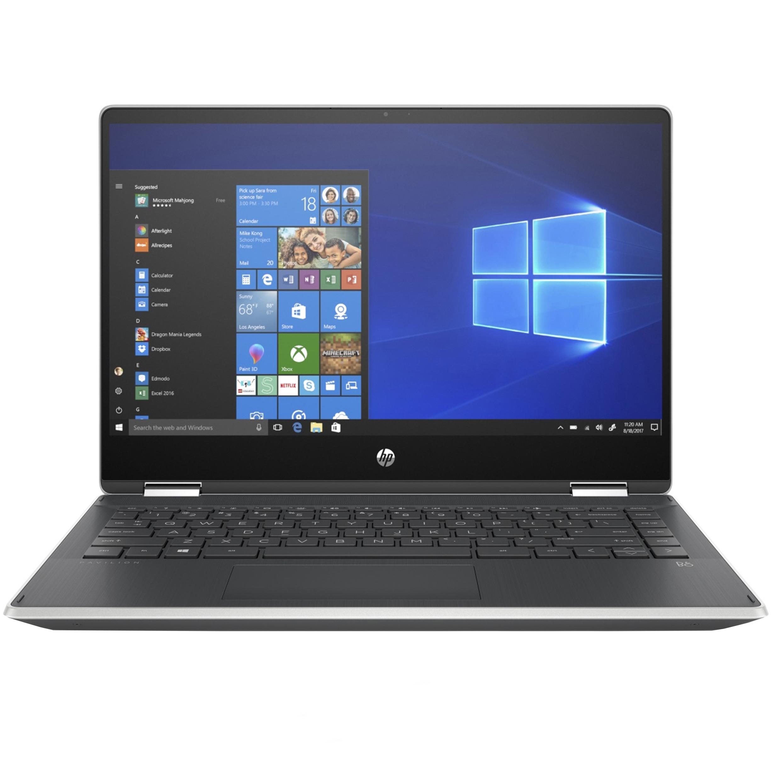 لپ تاپ 14 اینچی اچ پی مدل Pavilion X360 14T-DH000-E