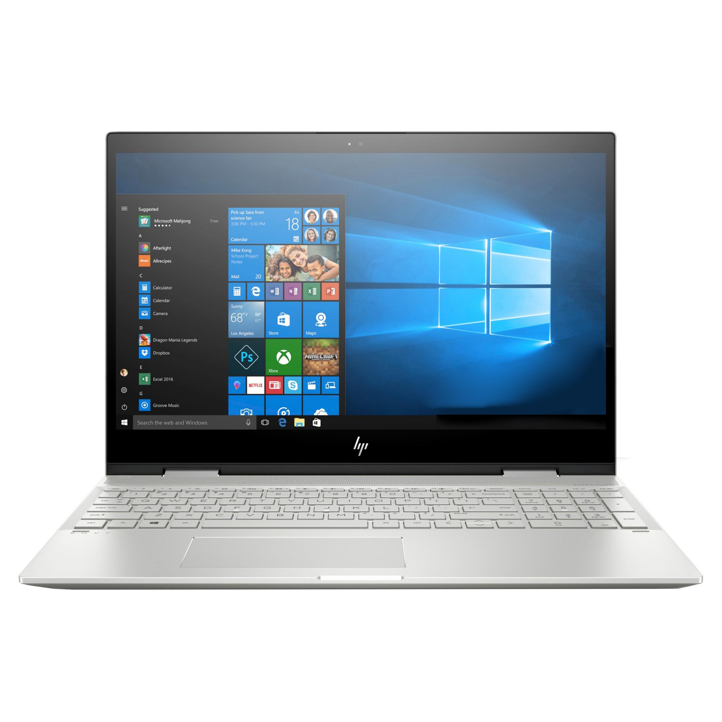 لپ تاپ 15 اینچی اچ پی مدل ENVY X360 15T CN100 - A