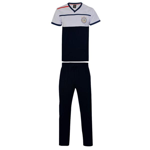 ست تی شرت و شلوار مردانه دل مد گروپ کد 249412214