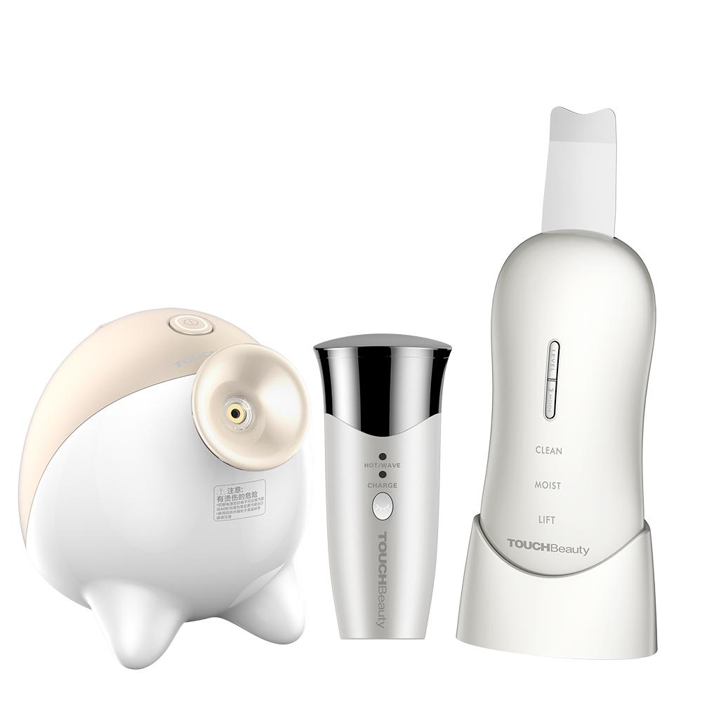 خرید                     مجموعه ابزار مراقبت از پوست تاچ بیوتی مدل TB8
