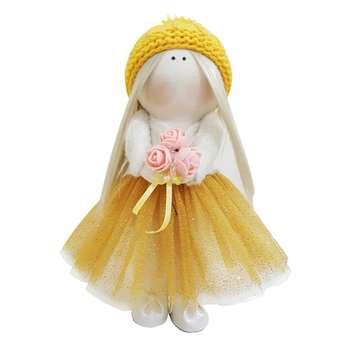 عروسک طرح روسی مدل فرشته کوچولو ارتفاع 25 سانتی متر