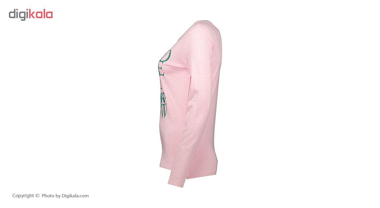 تی شرت آستین بلند زنانه کد af0015