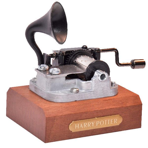 جعبه موزیکال ایل تمپو ولا مدل New Classico ملودی هری پاتر