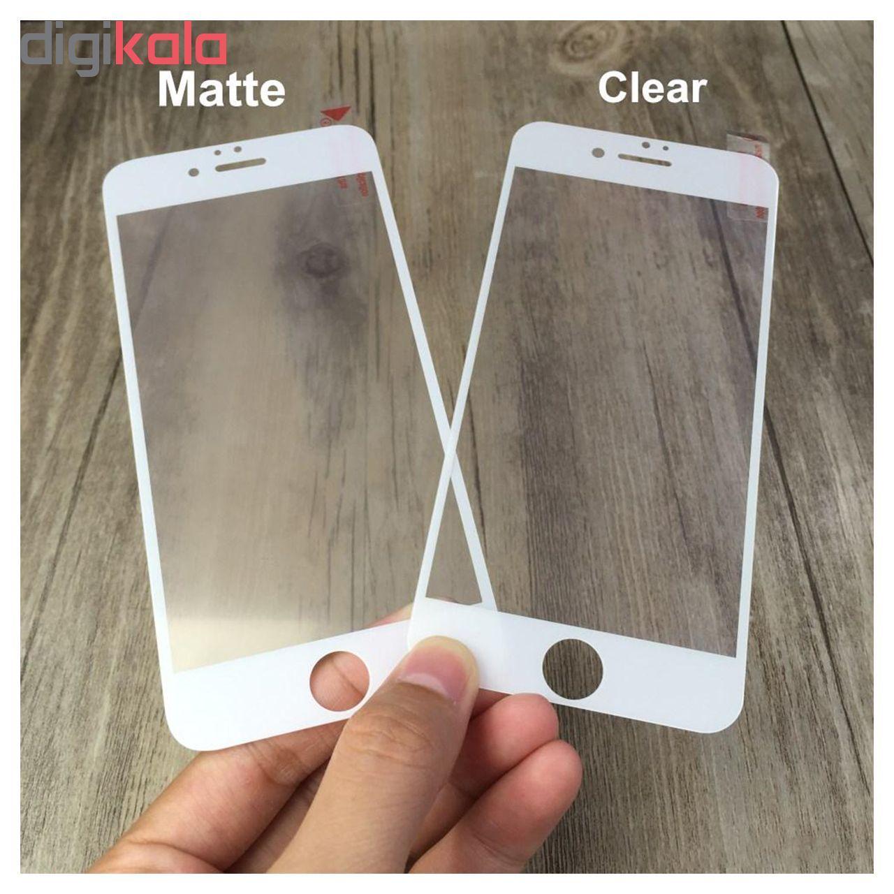 محافظ صفحه نمایش مات Hard and thick مدل F-01 مناسب برای گوشی موبایل سامسونگ Galaxy A10 main 1 4