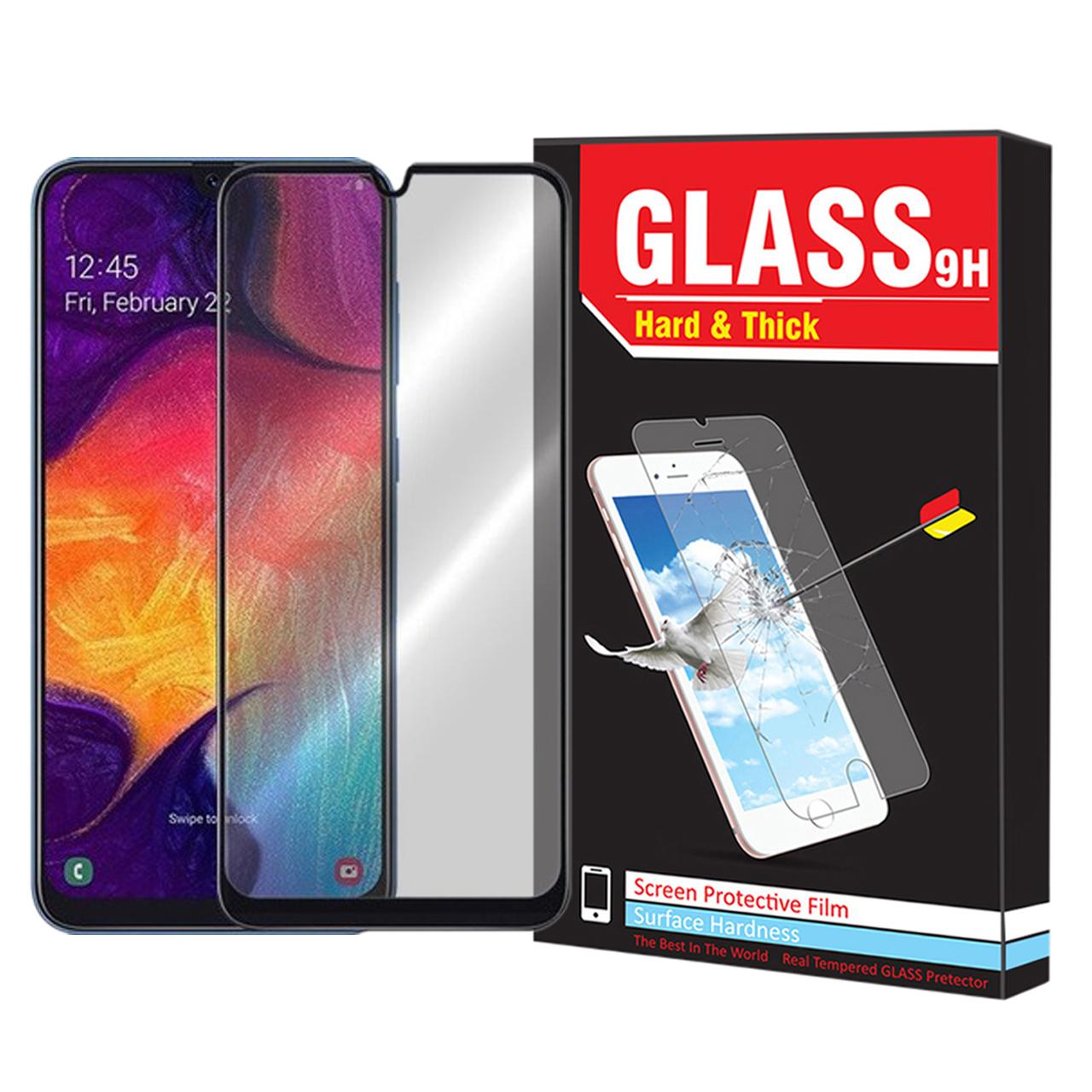 محافظ صفحه نمایش مات Hard and thick مدل F-01 مناسب برای گوشی موبایل سامسونگ Galaxy A30