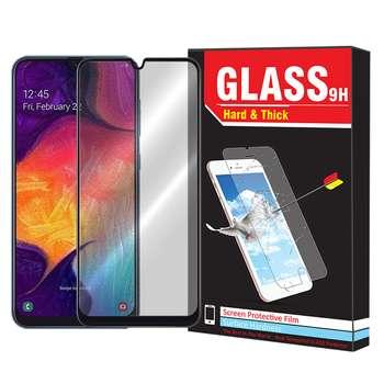 محافظ صفحه نمایش مات Hard and thick مدل F-01 مناسب برای گوشی موبایل سامسونگ Galaxy A50