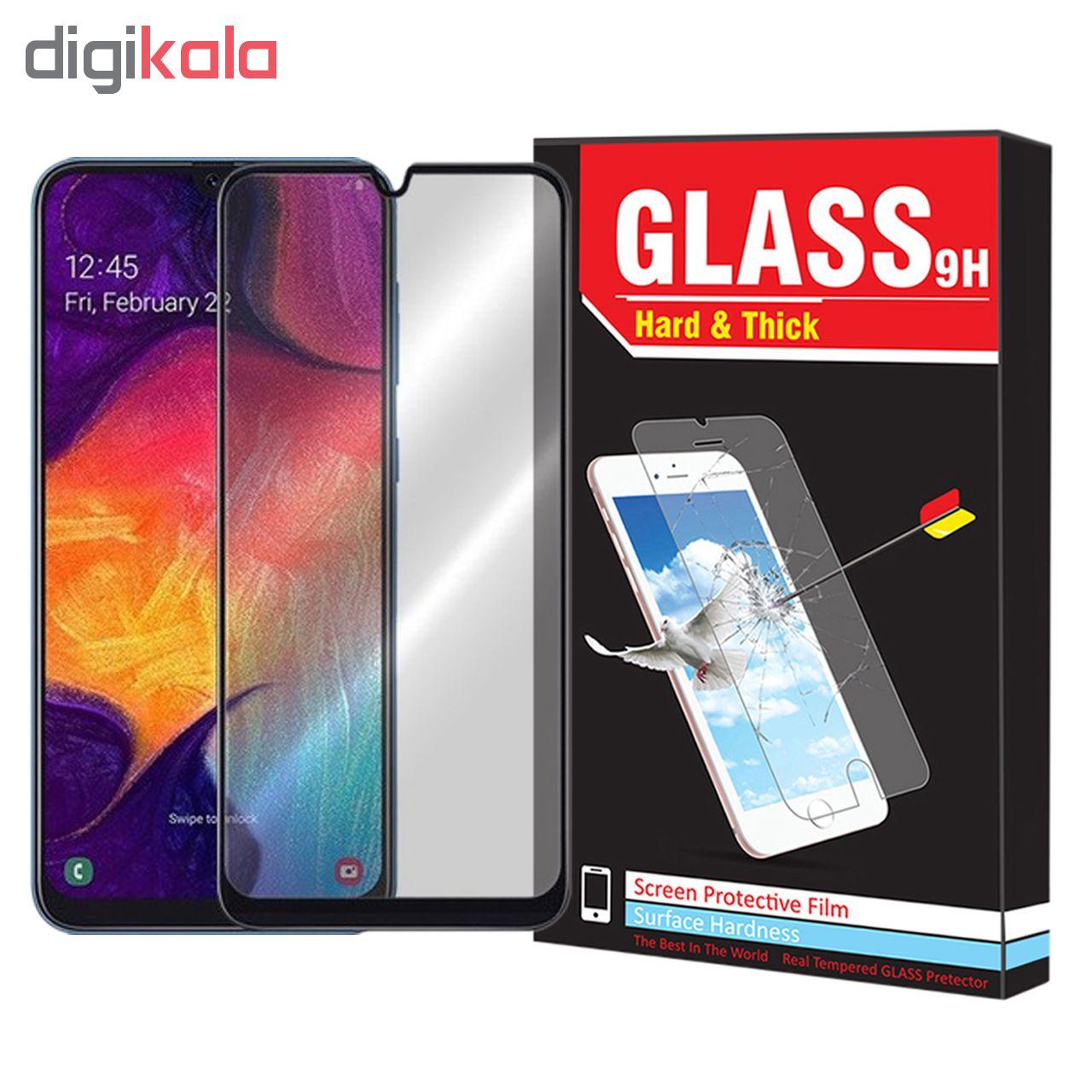 محافظ صفحه نمایش مات Hard and thick مدل F-01 مناسب برای گوشی موبایل سامسونگ Galaxy A50 main 1 1