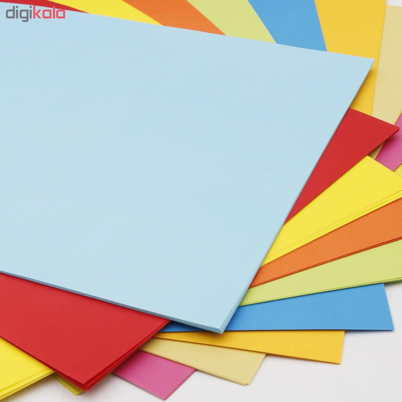 کاغذ A4 مدل A10 بسته ۱۰۰ عددی main 1 2