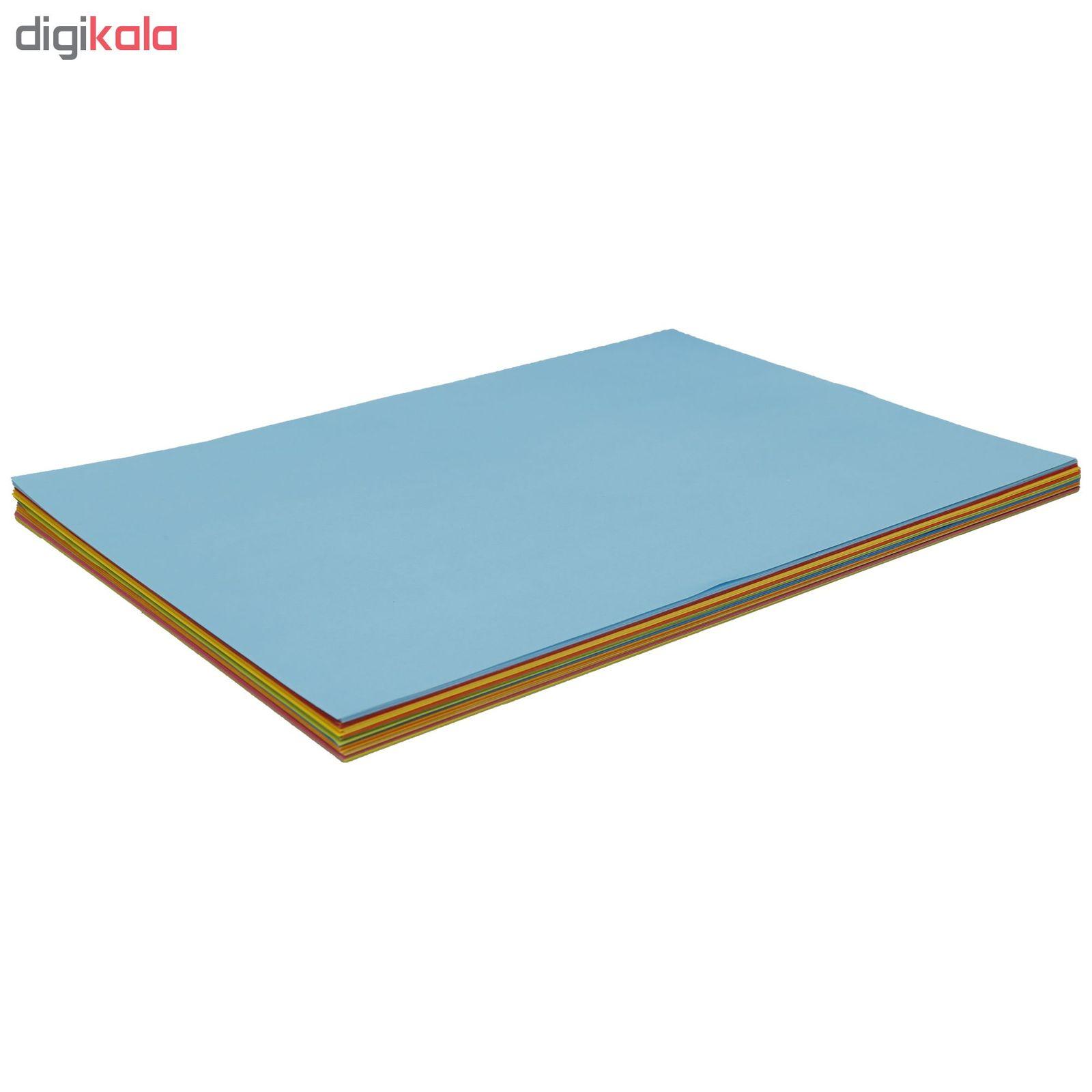 کاغذ A4 مدل A10 بسته ۱۰۰ عددی main 1 3