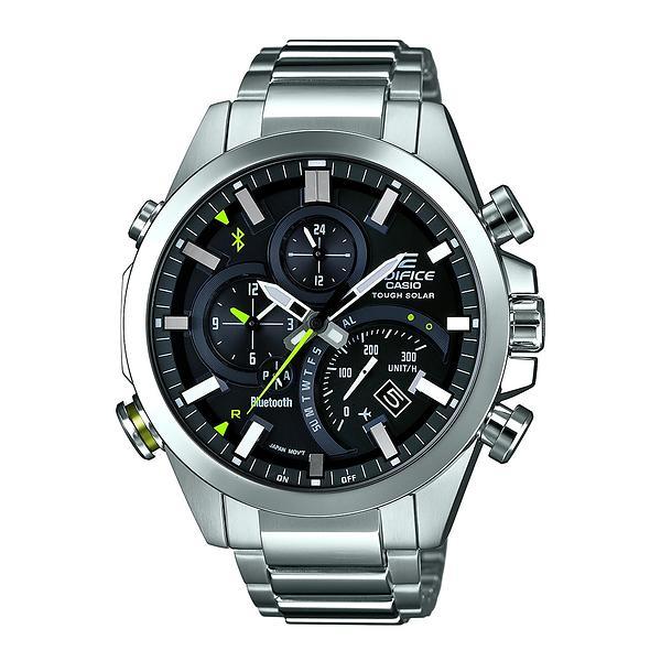 ساعت مچی عقربه ای مردانه کاسیو ادیفایس مدل EQB-500D-1ADR 1