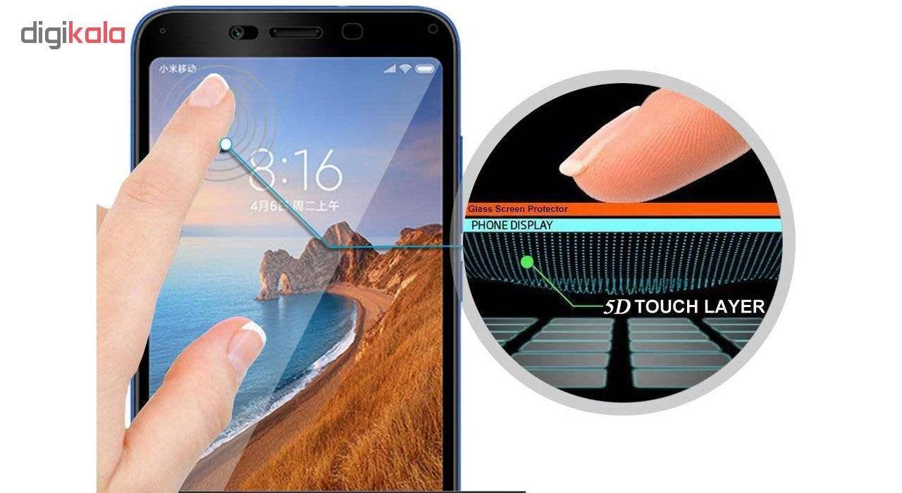 محافظ صفحه نمایش تراستکتور مدل GSS مناسب برای گوشی موبایل شیائومی Redmi 7A main 1 4