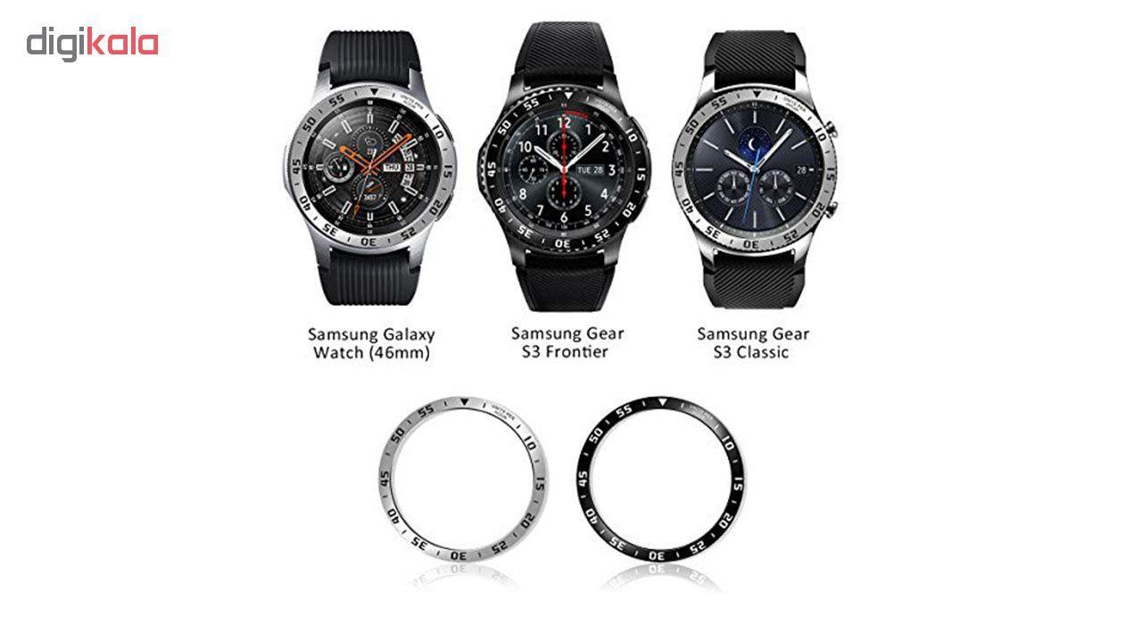 محافظ بازل مدل GB-003 مناسب برای ساعت هوشمند سامسونگ Galaxy Watch 46mm/Gear S3 Frontie/ Gear S3 Classic main 1 4