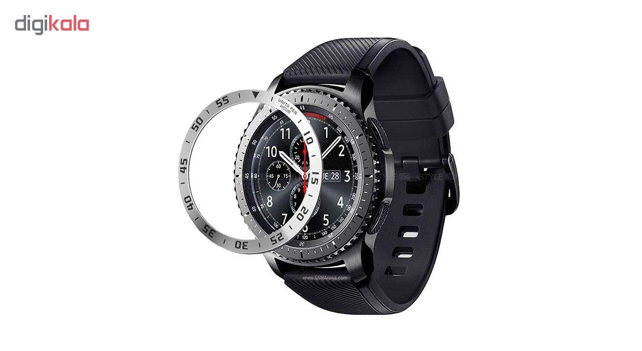 محافظ بازل مدل GB-003 مناسب برای ساعت هوشمند سامسونگ Galaxy Watch 46mm/Gear S3 Frontie/ Gear S3 Classic main 1 1