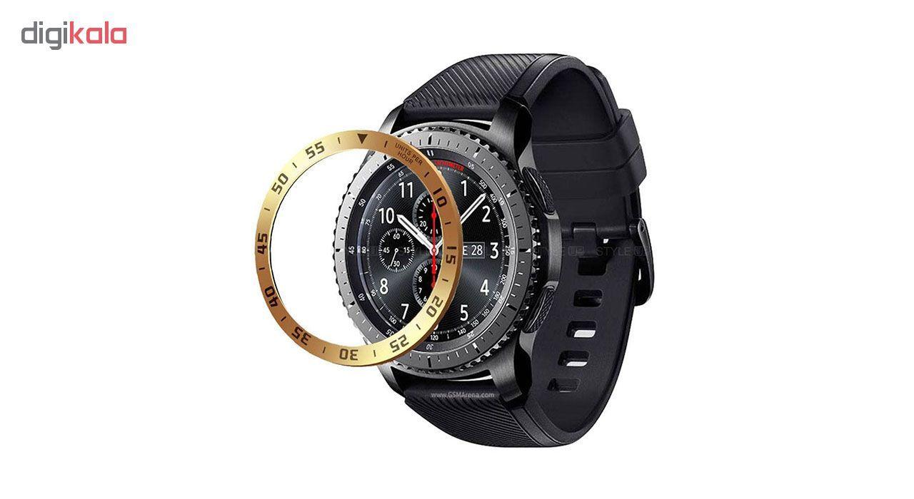محافظ بازل مدل GB-003 مناسب برای ساعت هوشمند سامسونگ Galaxy Watch 46mm/Gear S3 Frontie/ Gear S3 Classic main 1 2