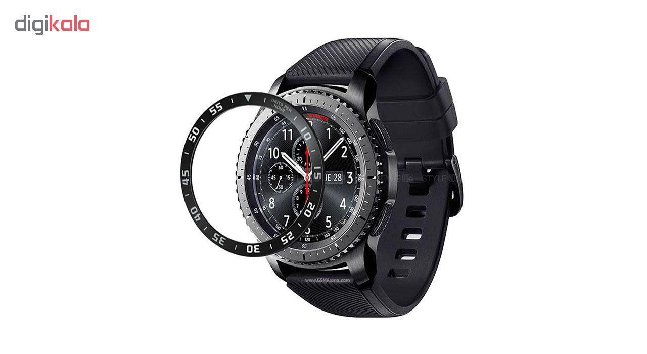 محافظ بازل مدل GB-003 مناسب برای ساعت هوشمند سامسونگ Galaxy Watch 46mm/Gear S3 Frontie/ Gear S3 Classic main 1 3