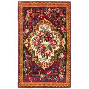 فرش دستباف قدیمی سه متری سی پرشیا کد 175031