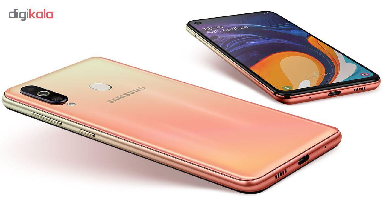 گوشی موبایل سامسونگ مدل Galaxy A60 SM-A6060 دو سیمکارت ظرفیت 64 گیگابایت main 1 11