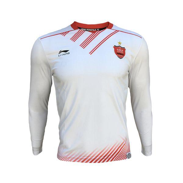 تی شرت ورزشی مردانه لینینگ طرح تیم پرسپولیس کد ۱۲۴۹