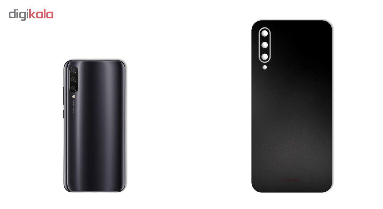 برچسب پوششی ماهوت مدل Black-Color-Shades مناسب برای گوشی موبایل شیائومی Mi A3 main 1 3