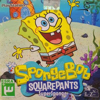 بازی SpongeBob مخصوص PS1