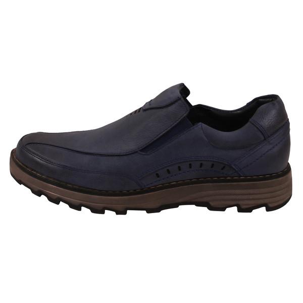 کفش روزمره مردانه شهر چرم مدل M9001-13