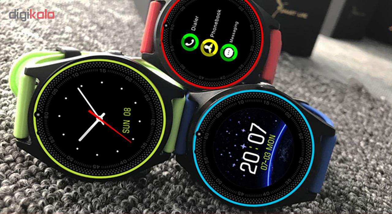 ساعت هوشمند نوا پلاس مدل v9 main 1 11