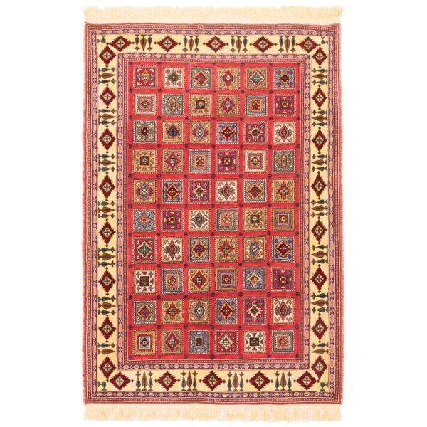 گلیم فرش دستباف دو متری سی پرشیا کد 175039