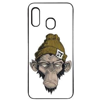 کاور طرح میمون کد 1105410943140 مناسب برای گوشی موبایل سامسونگ galaxy m30