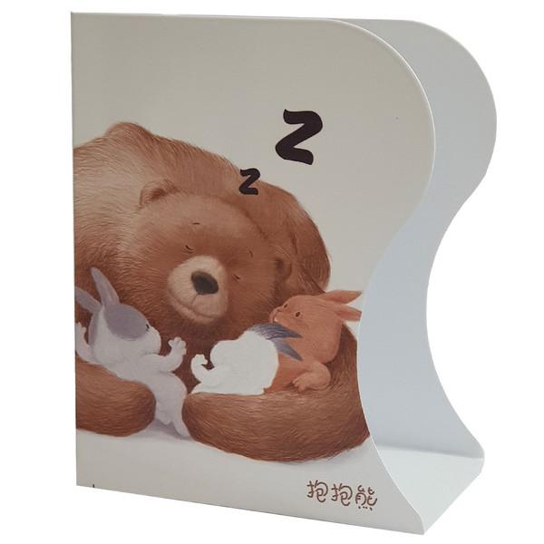 نگهدارنده کتاب بوکنج طرح خرس کد 03