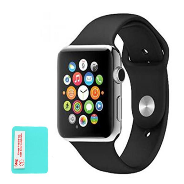 ساعت هوشمند جی تب مدل W101 Hero به همراه محافظ صفحه نمایش