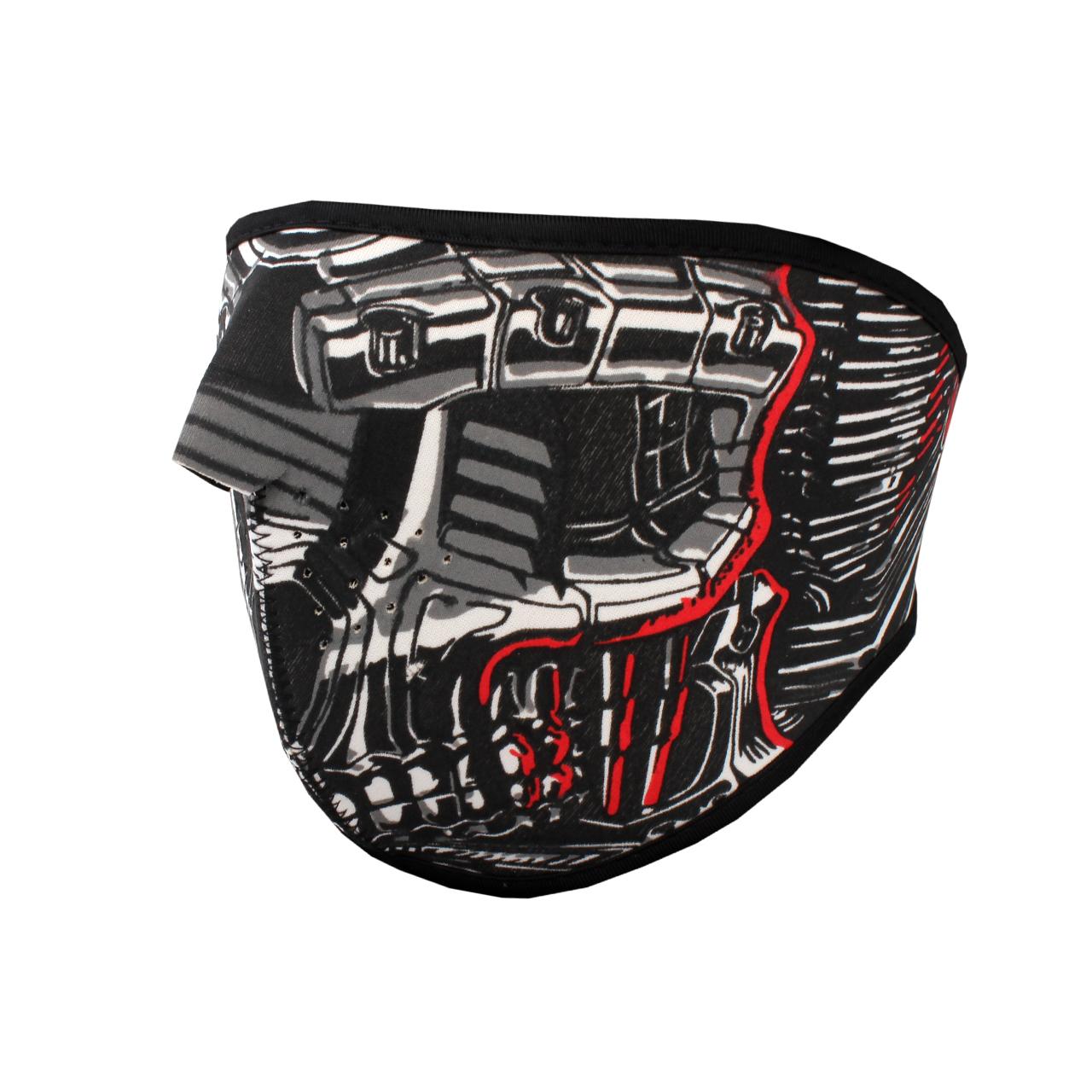 ماسک ورزشی مدل Glw Army 3