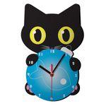ساعت دیواری کودک ژیوار طرح گربه کوچولو thumb
