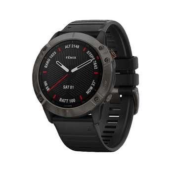 ساعت هوشمند گارمین مدل fenix 6x sapphire