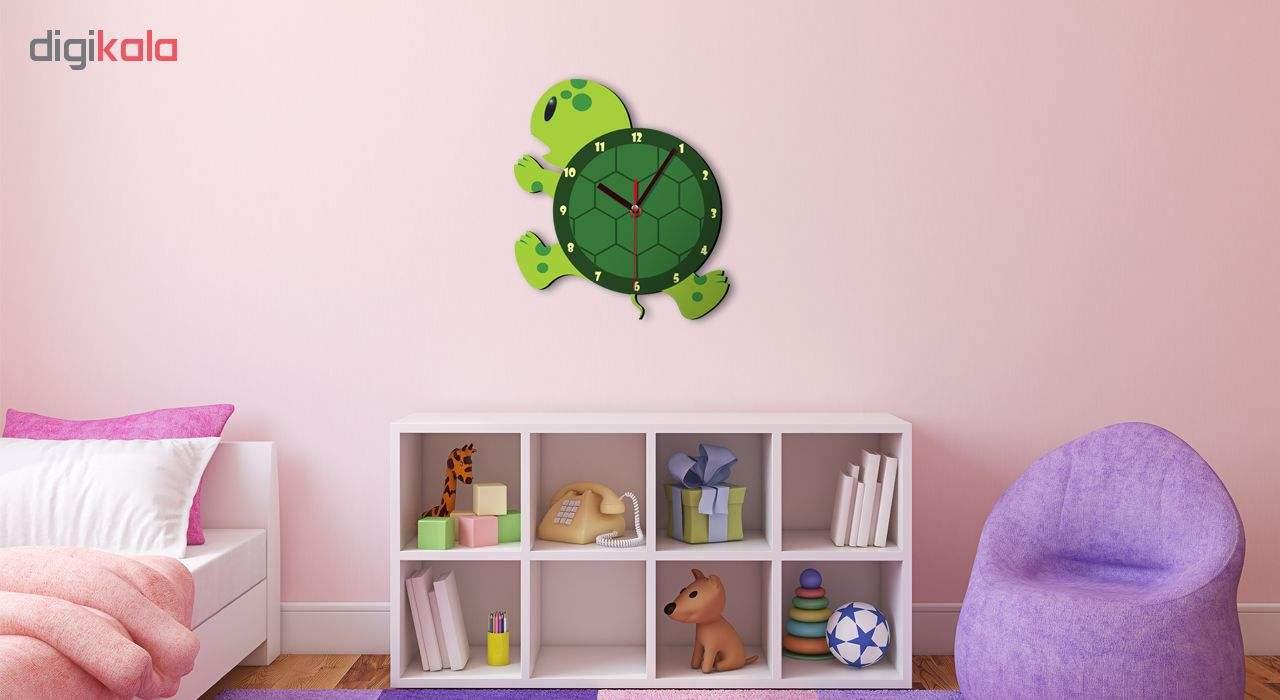 ساعت دیواری کودک ژیوار طرح  لاکی main 1 1