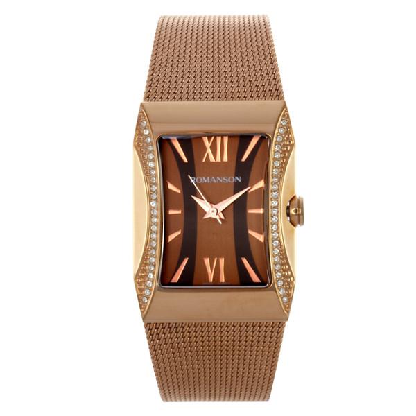 ساعت مچی عقربه ای زنانه رومانسون مدل RM0358TL1RAB6R