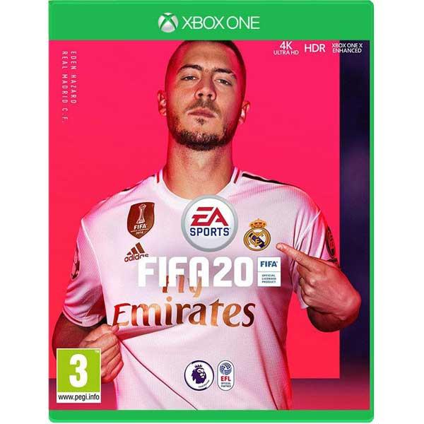 بازی FIFA 20 مخصوص XBOX ONE