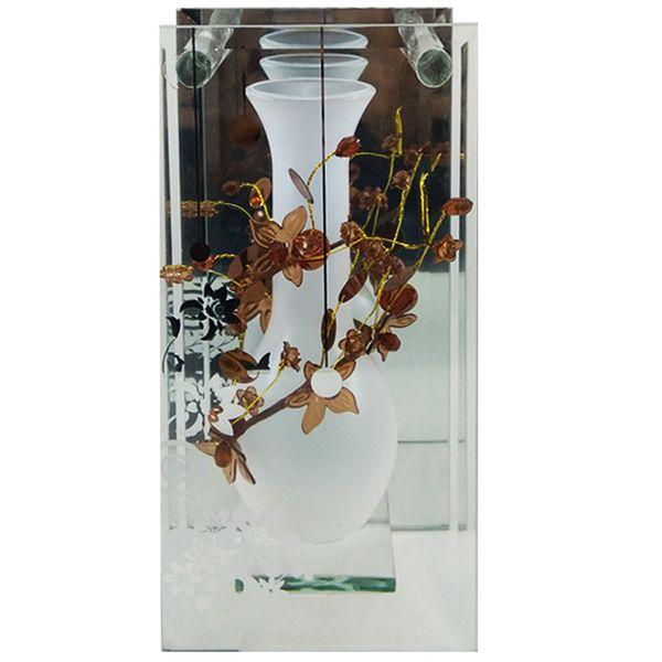 ماکت دکوری طرح گلدان مدل GV112