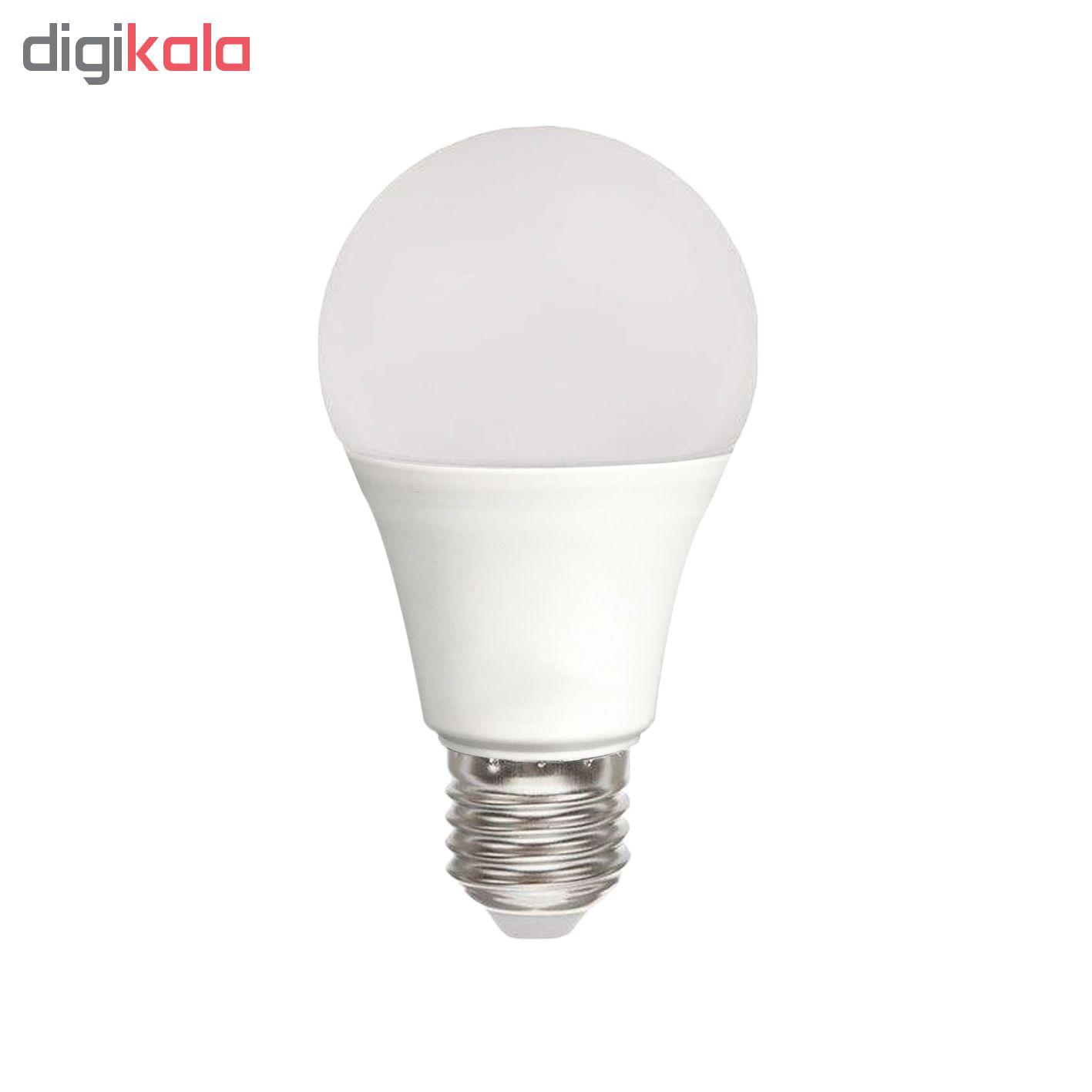 لامپ ال ای دی 12 وات اکو برایت مدل 90LM پایه E27 thumb 2 1