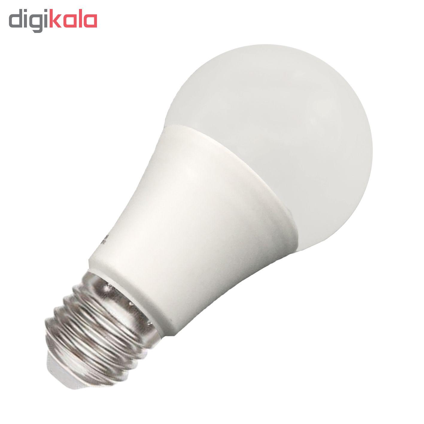 لامپ ال ای دی 12 وات اکو برایت مدل 90LM پایه E27 thumb 2 2