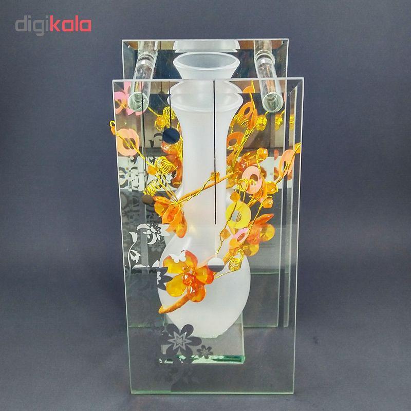 ماکت دکوری طرح گلدان مدل GV112 thumb 2 2