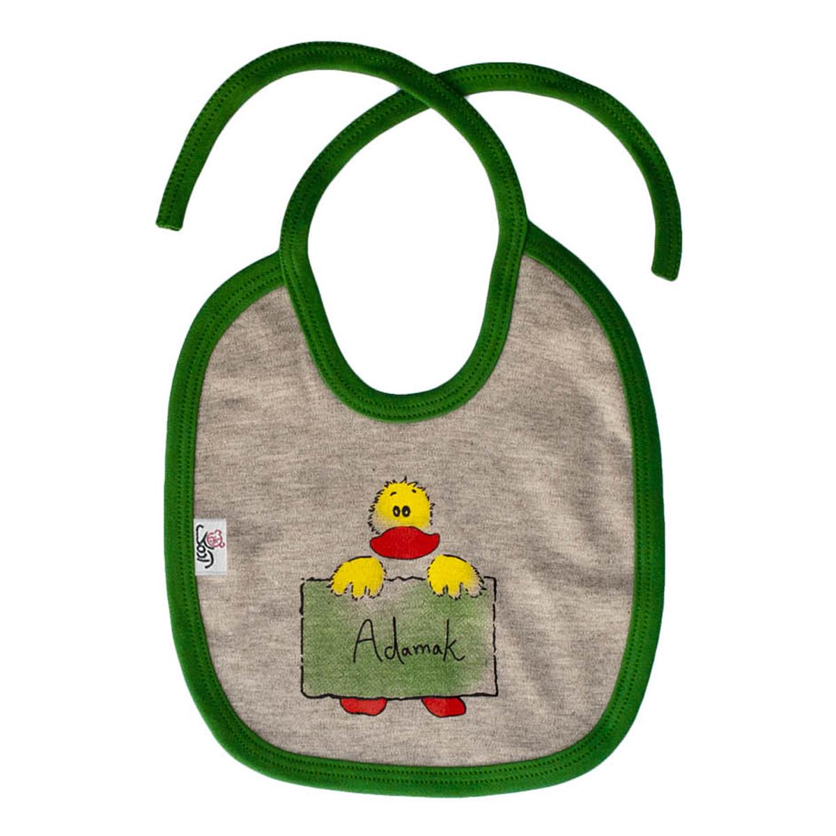 پیشبند نوزاد آدمک طرح اردک
