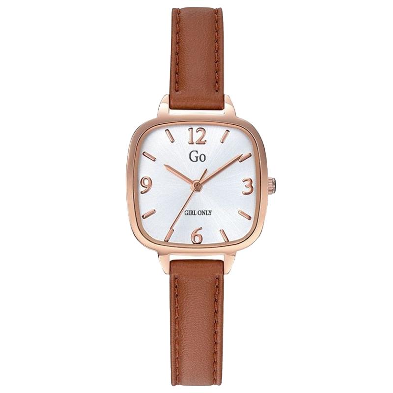 ساعت مچی عقربه ای زنانه جی او مدل 699235