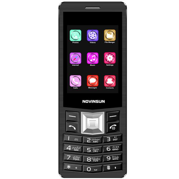 گوشی موبایل نوین سان مدل X7 تک سیم کارت