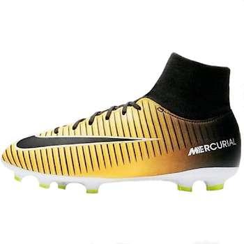 کفش فوتبال پسرانه نایکی مدل مرکوریال ویکتوری کد s22  